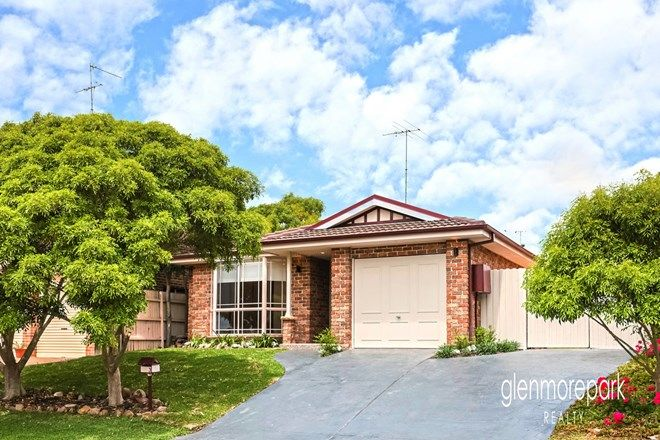 Picture of 3 Lineata Place, GLENMORE PARK NSW 2745