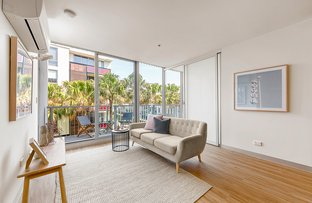Picture of 312/1 Danks Street, Port Melbourne VIC 3207