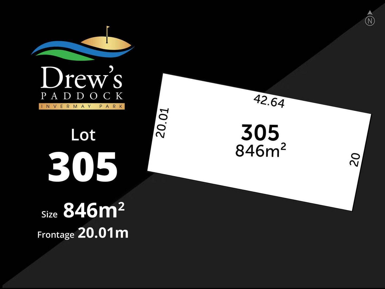 Drew's Paddock/Lot 305 Divot Circuit, Invermay Park VIC 3350, Image 0
