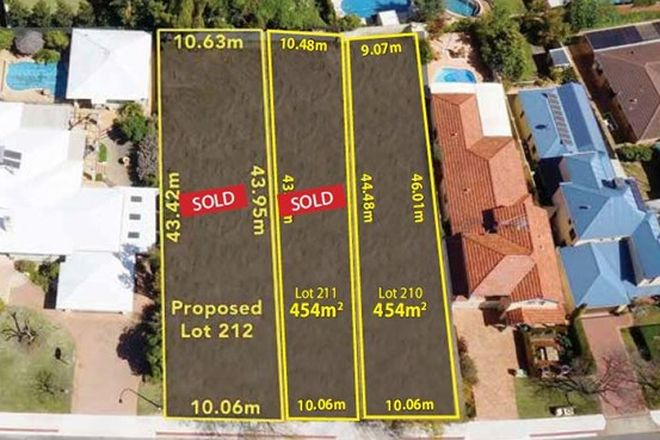 Picture of Lot 210/25 Sulman Avenue, SALTER POINT WA 6152