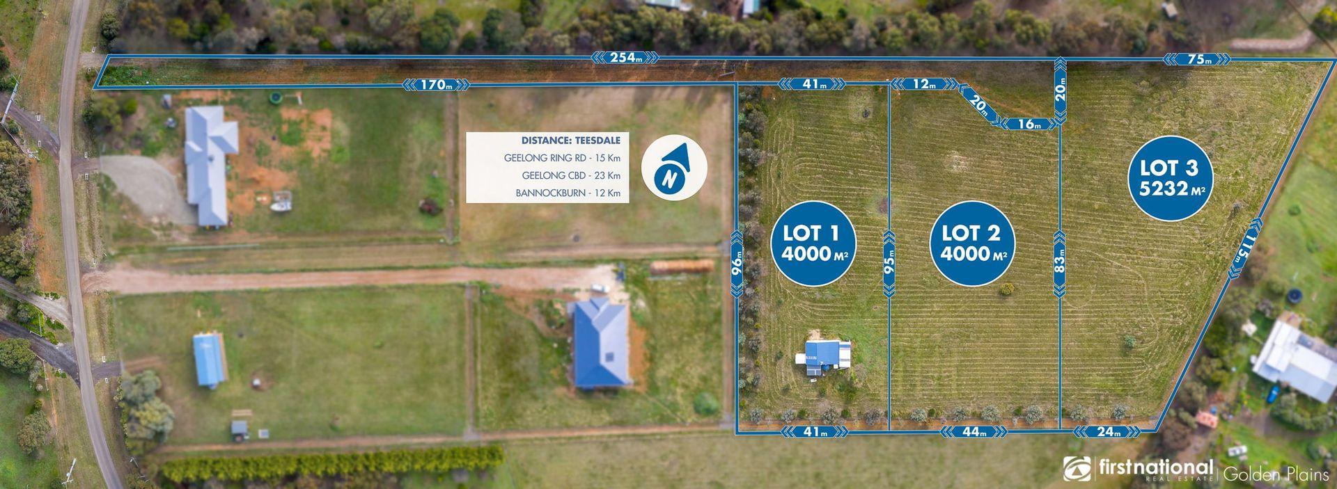 Lot 1, 120 Eagle Court, Teesdale VIC 3328, Image 1
