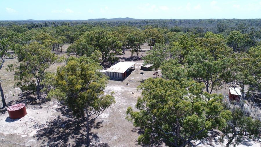 Lot 3 Matchbox Road, Deepwater QLD 4674, Image 0