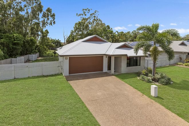 Picture of 20 Coolaree Drive, BUSHLAND BEACH QLD 4818