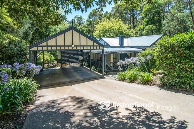 Picture of 15 Wombalana Road, SELBY VIC 3159