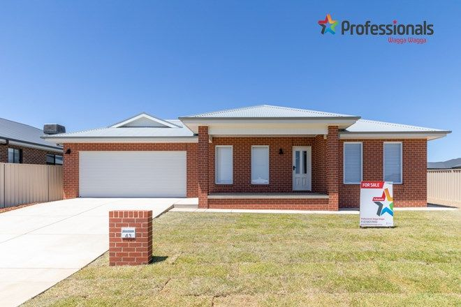 Picture of 43 Paradise Drive, GOBBAGOMBALIN NSW 2650