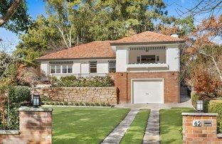 Picture of 62 Bushlands Avenue, Gordon NSW 2072