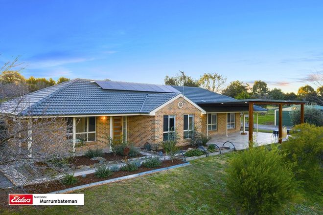 Picture of 4 Hereford Place, MURRUMBATEMAN NSW 2582