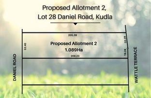 Picture of Prop Lot 2, Lot 28 Daniel Road, Kudla SA 5115