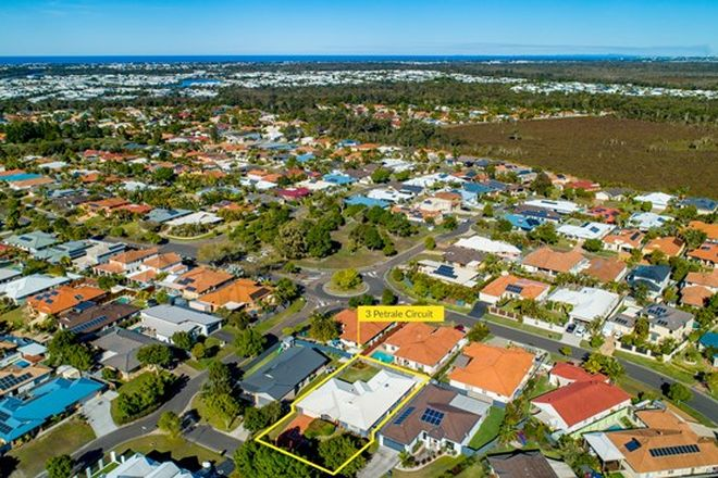 Picture of 3 Petrale Court, MOUNTAIN CREEK QLD 4557