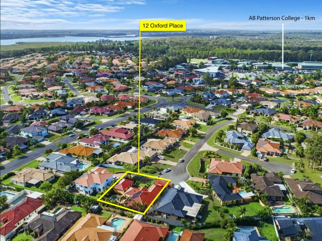 12 Oxford Place, Arundel QLD 4214, Image 0