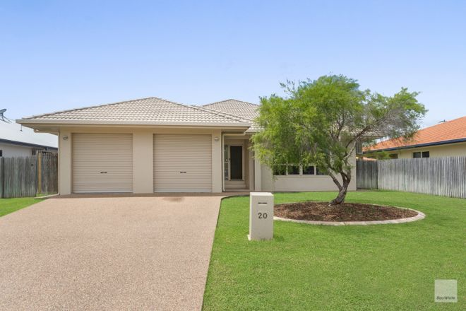 Picture of 20 Marchwood Avenue, KIRWAN QLD 4817