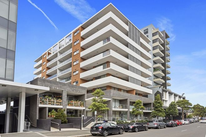 Picture of 606/27 Atchison Street, WOLLONGONG NSW 2500