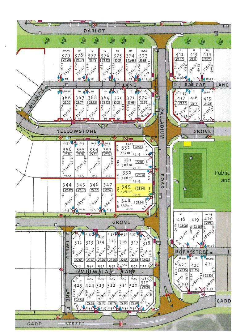 Lot 349 Palladium Road, Success WA 6164, Image 1