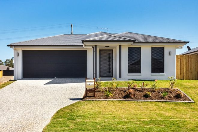 Picture of 43 Arcadia Street, UPPER CABOOLTURE QLD 4510