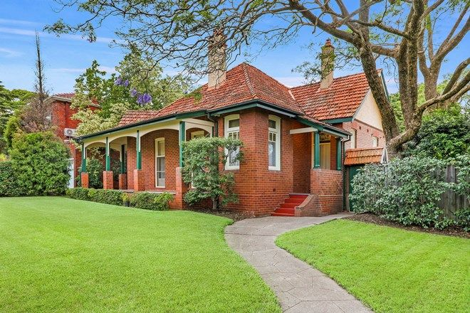 Picture of 4-6 Broughton Road, STRATHFIELD NSW 2135