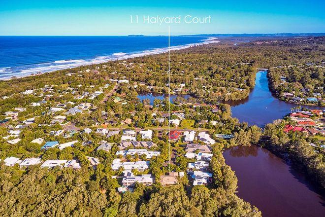 Picture of 11 Halyard Ct, OCEAN SHORES NSW 2483