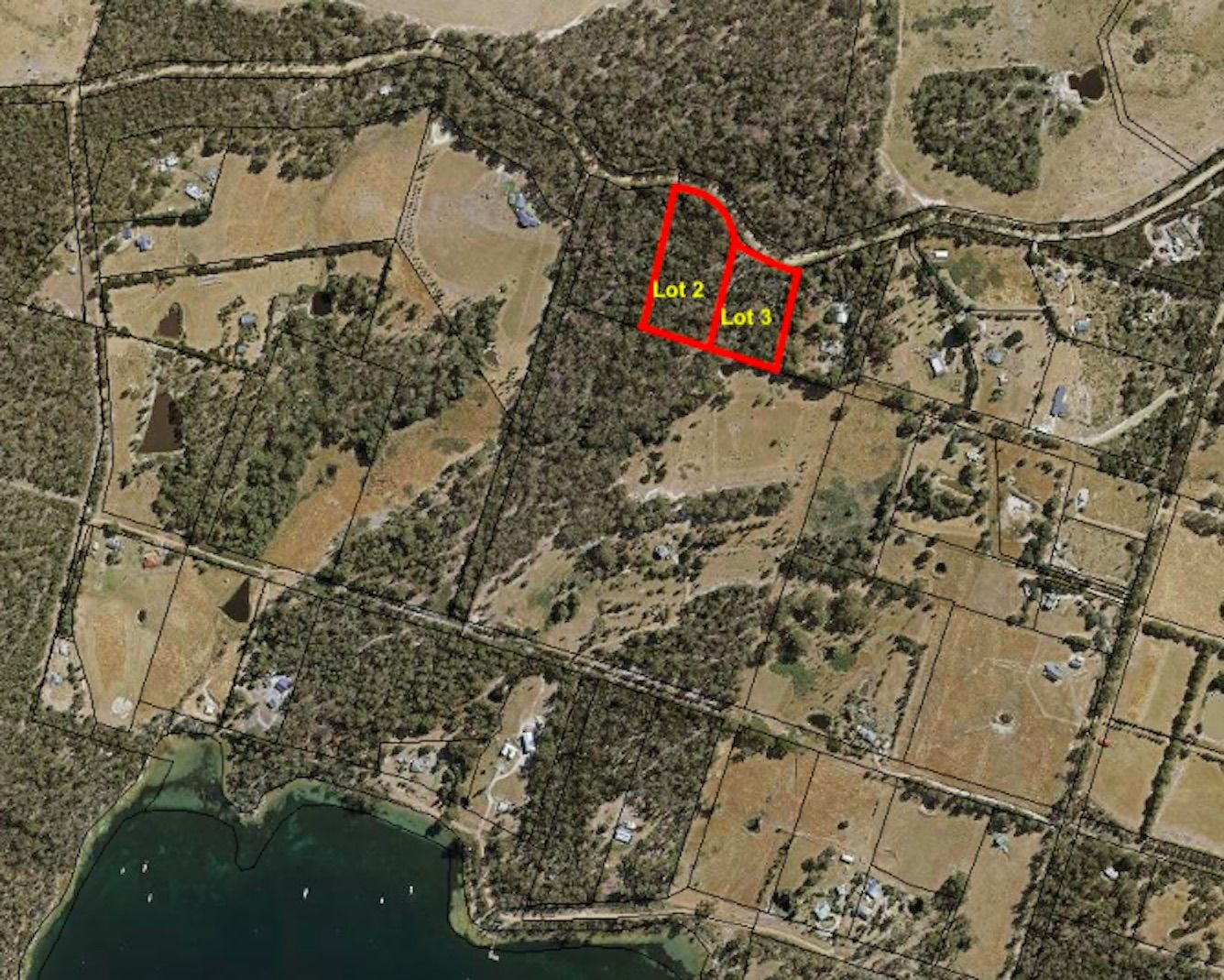 Lots 2 & 3/954 Killora Road, North Bruny TAS 7150, Image 0