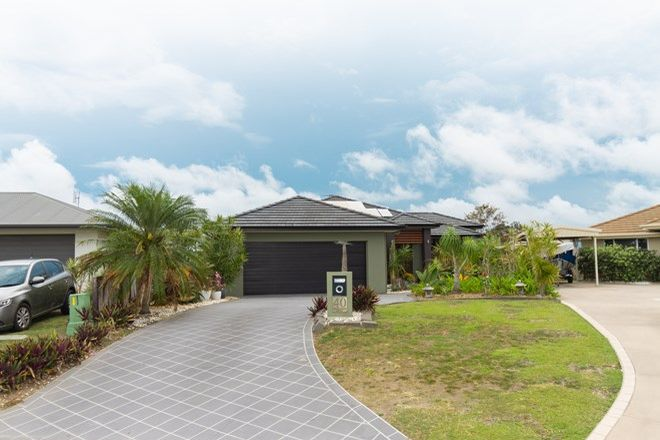 Picture of 40 Earl St Vincent Circuit, ELI WATERS QLD 4655