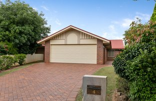 Picture of 4 Llanwynne Court, Middle Ridge QLD 4350