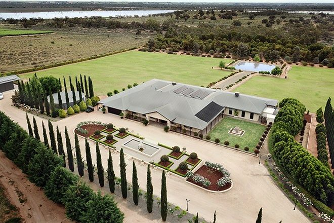 Picture of 899 Hunt Road, LOVEDAY SA 5345