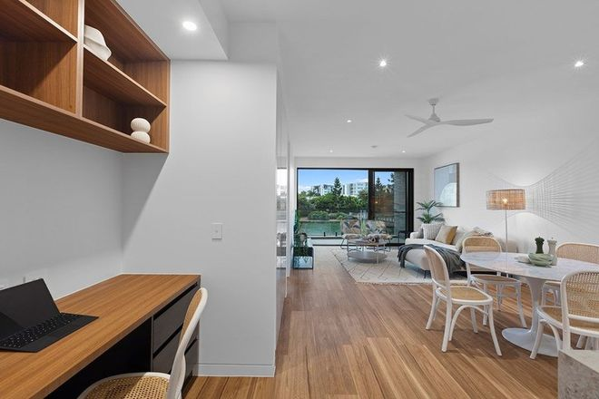 Picture of 12 Sunrise Drive, MAROOCHYDORE QLD 4558