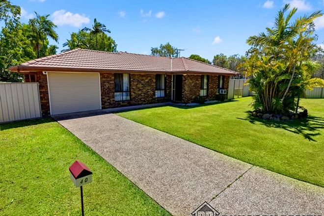 Picture of 40 Tanglewood Street, RUNCORN QLD 4113