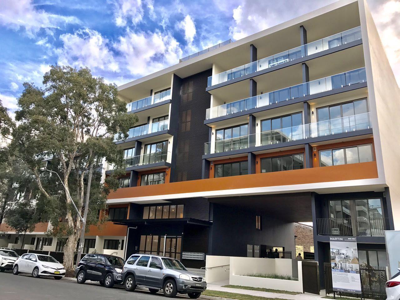 502/39-47 Mentmore Avenue, Rosebery NSW 2018, Image 0
