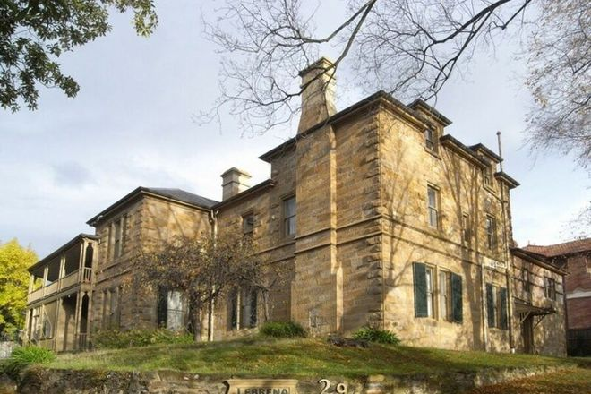 Picture of 1/294 Davey Street, SOUTH HOBART TAS 7004