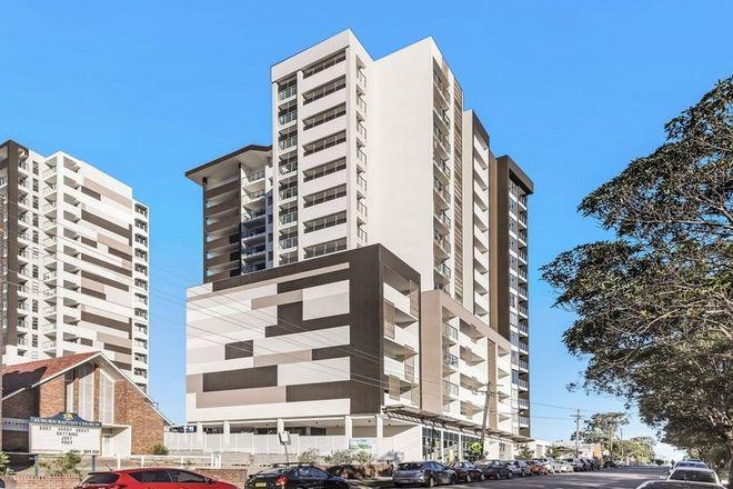 Picture of 1204/93 Auburn Rd, AUBURN NSW 2144