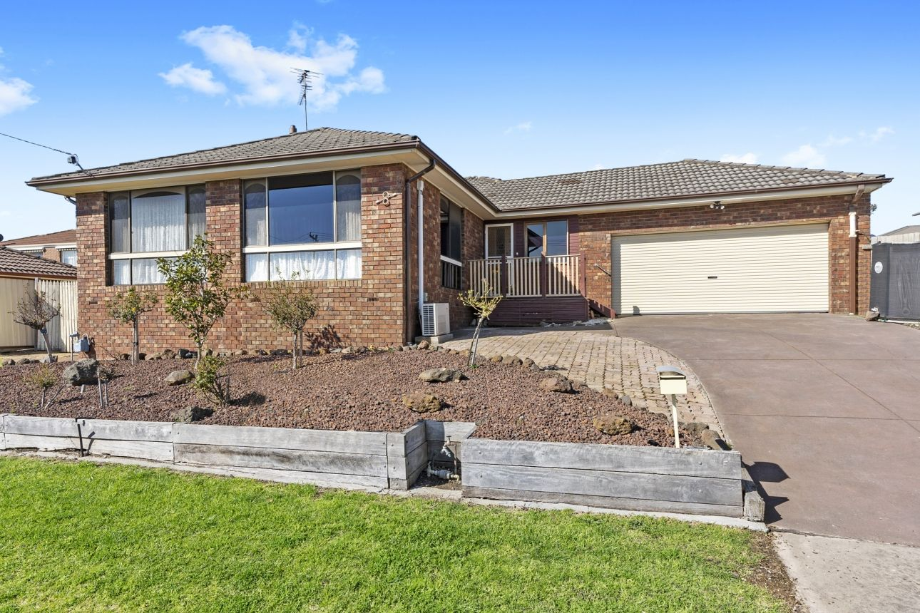 8 Woodleigh Close, Leopold VIC 3224, Image 0