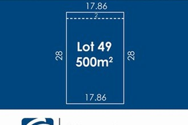 Picture of LOT 49 Timbertop Crescent, DROUIN VIC 3818