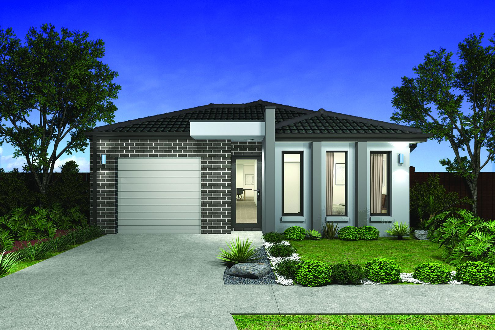 LOT 1570 MAMBOURIN ESTATE, Windermere VIC 3352, Image 0