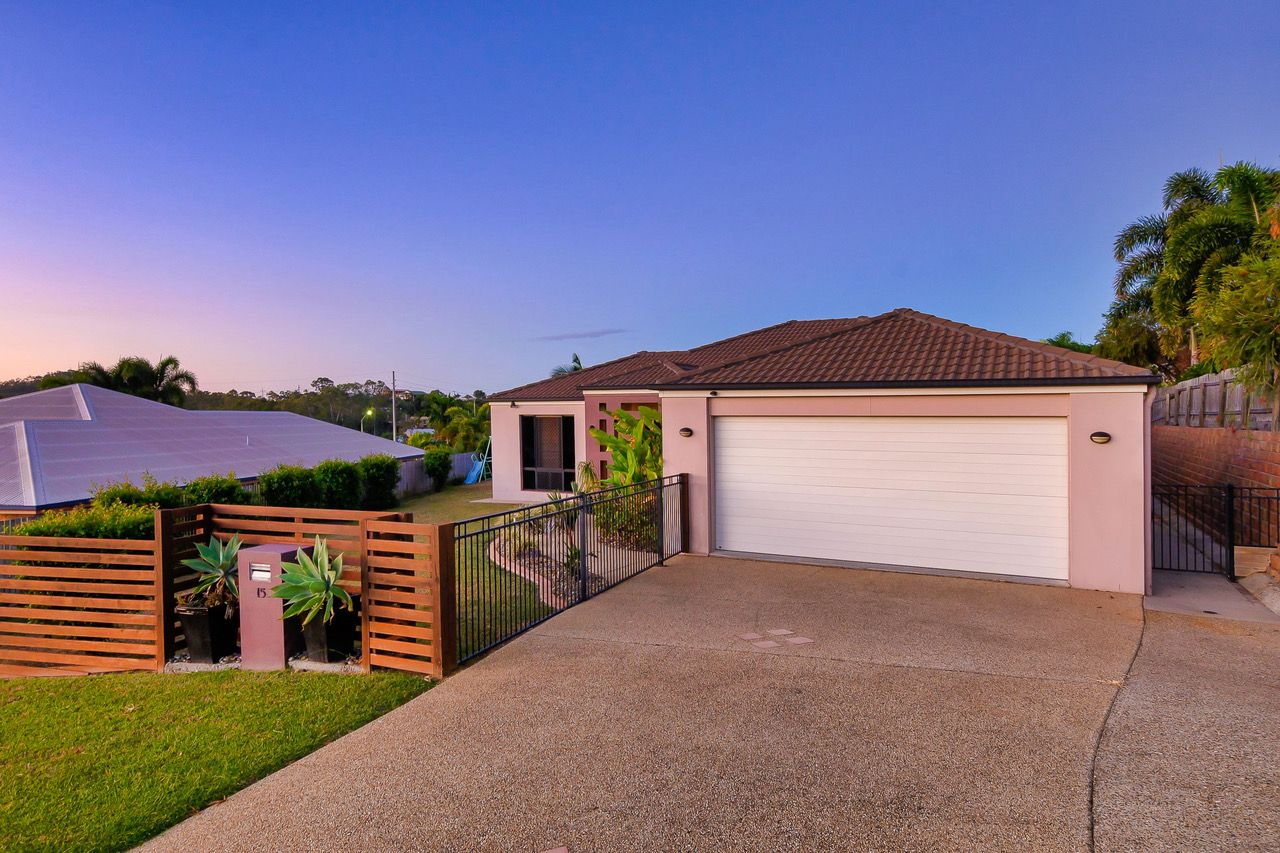 15 Sandringham Close, Telina QLD 4680, Image 0