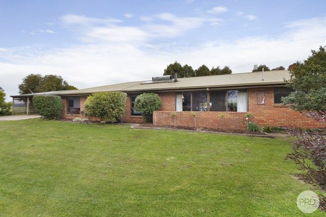 Picture of 68 Long Swamp Road, NEWLYN VIC 3364