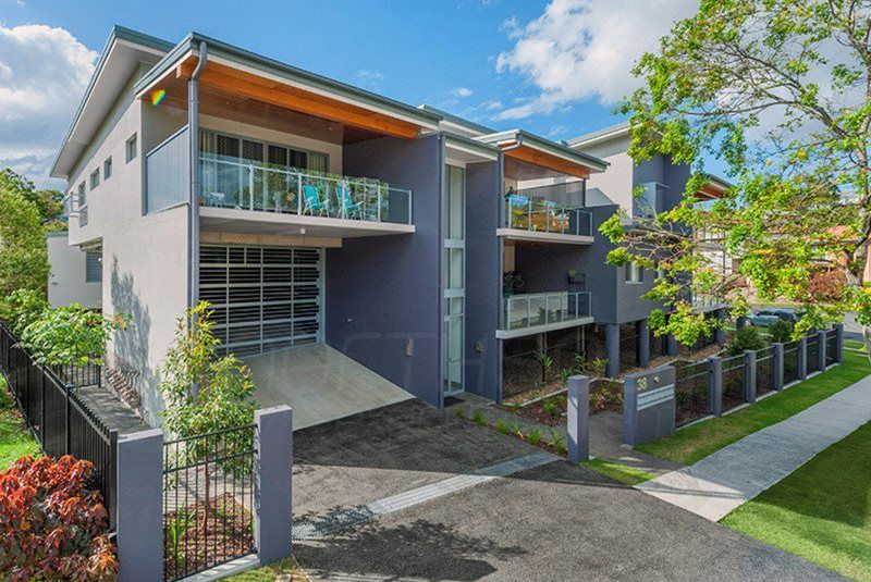 3/38 Nelson Parade, Indooroopilly QLD 4068, Image 0