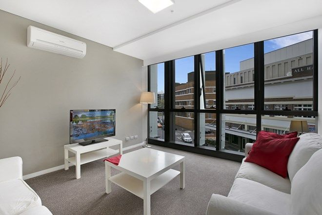 Picture of 412/501 Adelaide Street, BRISBANE CITY QLD 4000