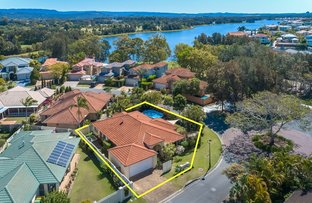 Picture of 1 Moonraker Street, Clear Island Waters QLD 4226