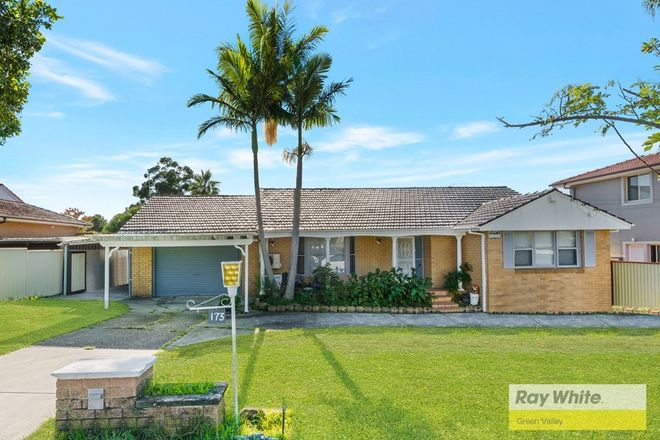 Picture of 173 North Liverpool Road, BONNYRIGG NSW 2177