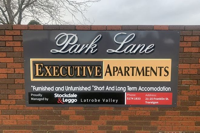 Picture of 7/30-38 Park Lane, TRARALGON VIC 3844