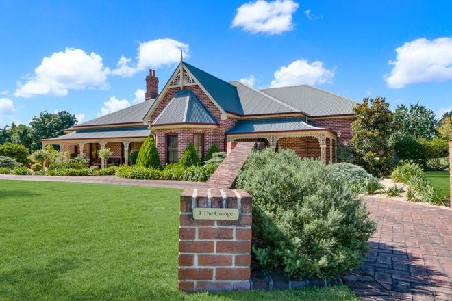 Picture of 1 The Grange, KIRKHAM NSW 2570