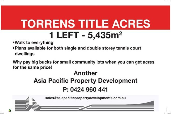 Picture of Lot 4, 25 Withers Road, KELLYVILLE NSW 2155