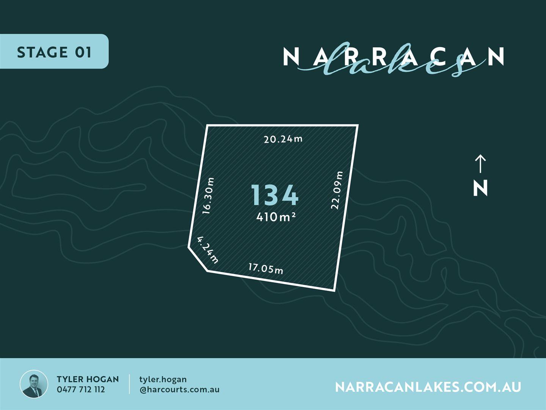 Lot 134 Narracan Lakes, Newborough VIC 3825, Image 0