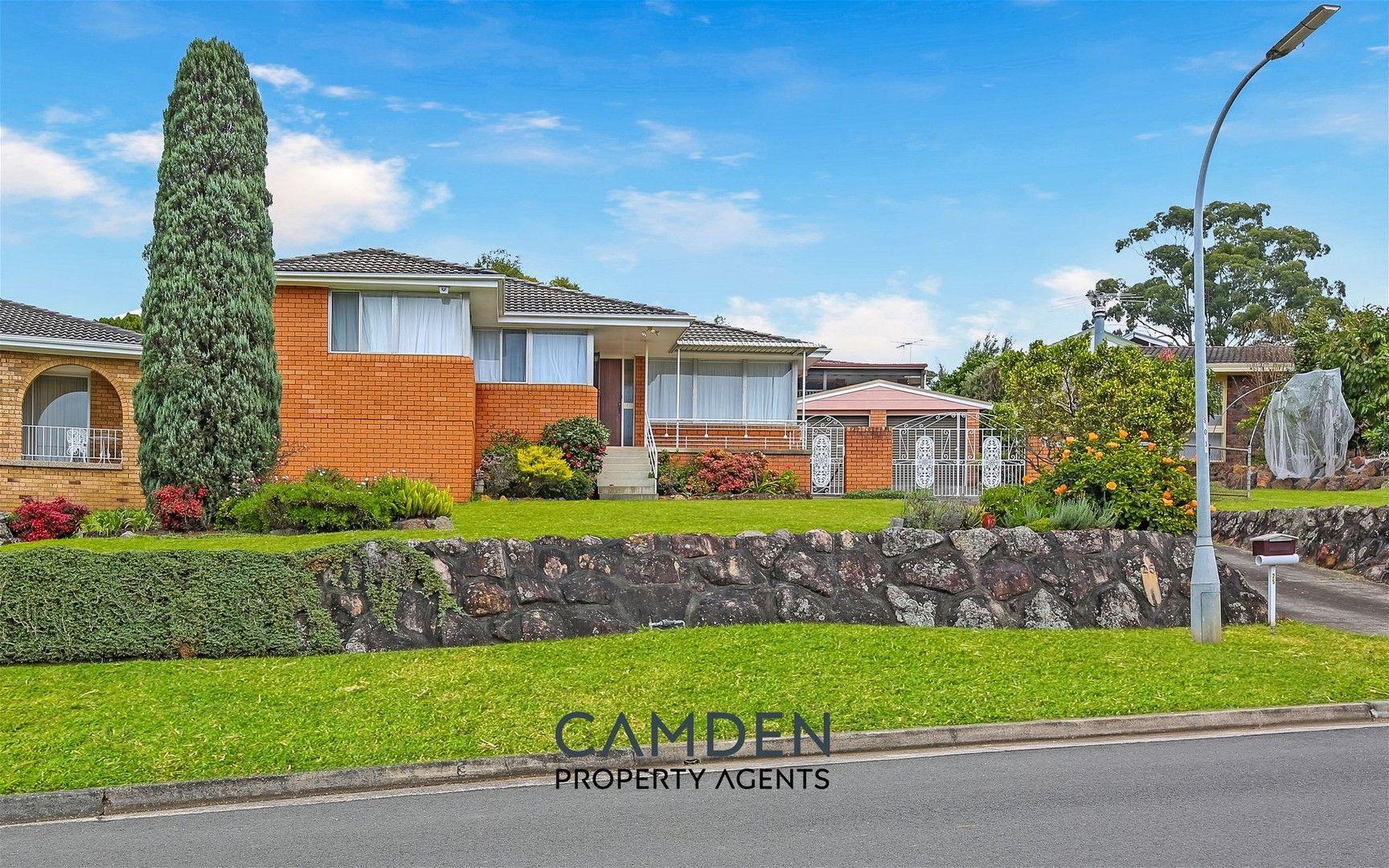 25 Wandarra Cres, Bradbury NSW 2560, Image 0