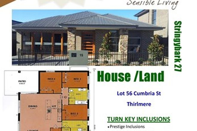 Picture of 65 Rita Street, THIRLMERE NSW 2572