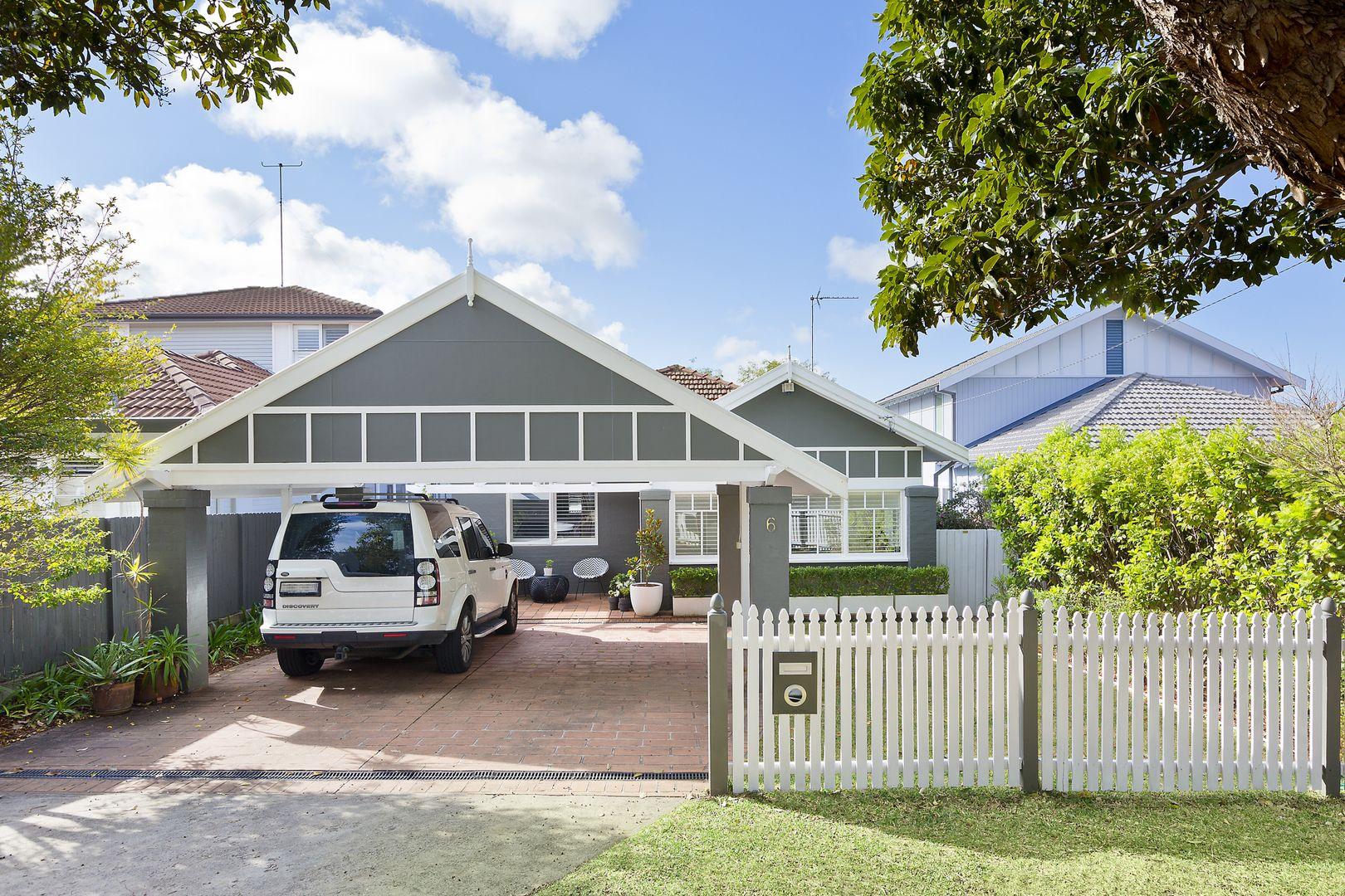 6 Lodge  Street, Balgowlah NSW 2093, Image 2