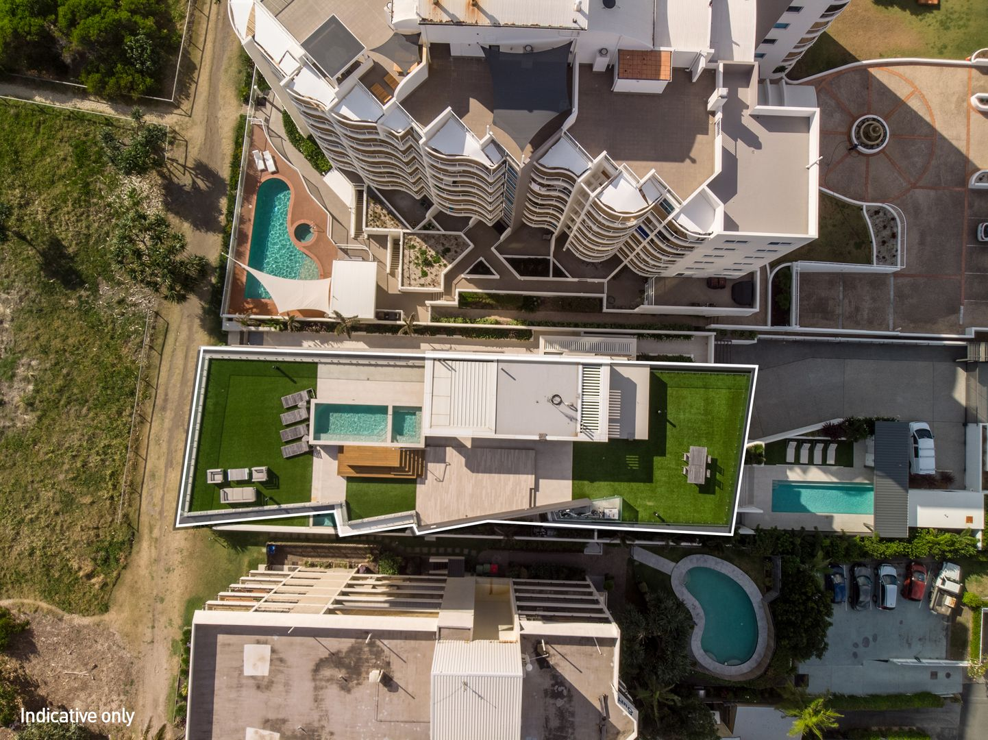 Penthouse - Temple - Gold Coast Highway, Palm Beach QLD 4221, Image 1