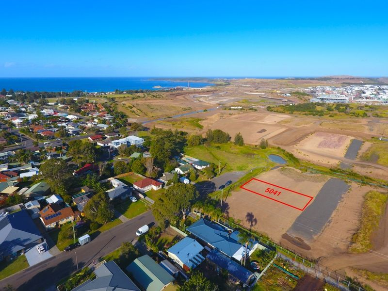 Lot 5041 Sanderling Close, Shell Cove NSW 2529, Image 0