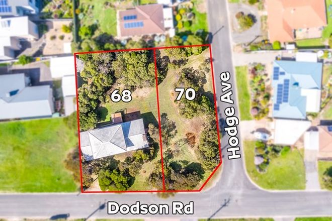 Picture of 68-70 Dodson Road, ENCOUNTER BAY SA 5211