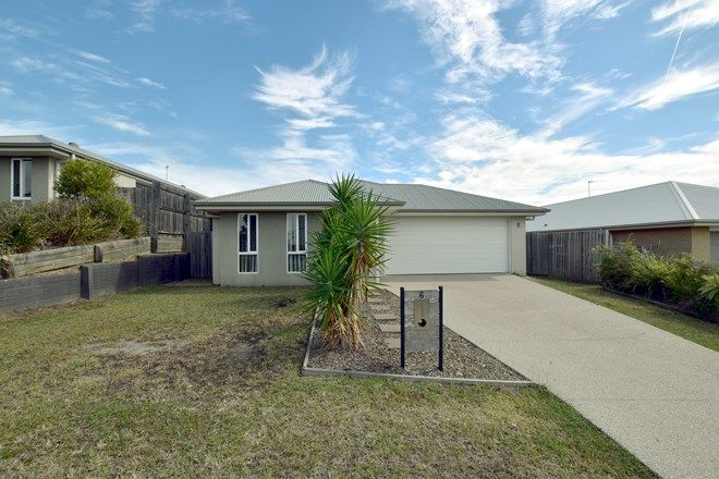 Picture of 6 Isla Court, NEW AUCKLAND QLD 4680