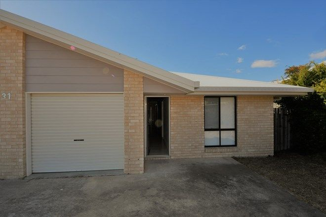 Picture of 2/31 Leichhardt Drive, GRACEMERE QLD 4702
